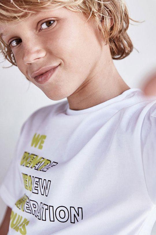 Mayoral - Detské tričko biela