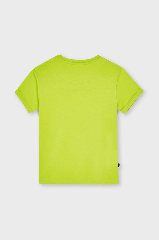 Mayoral - Dětské tričko žlutě zelená