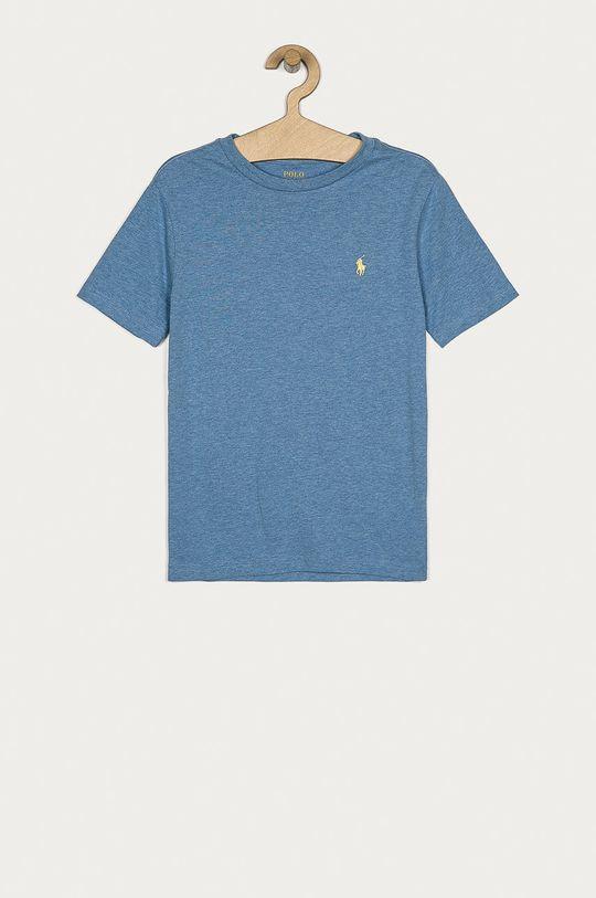 niebieski Polo Ralph Lauren - T-shirt dziecięcy 134-176 cm Chłopięcy