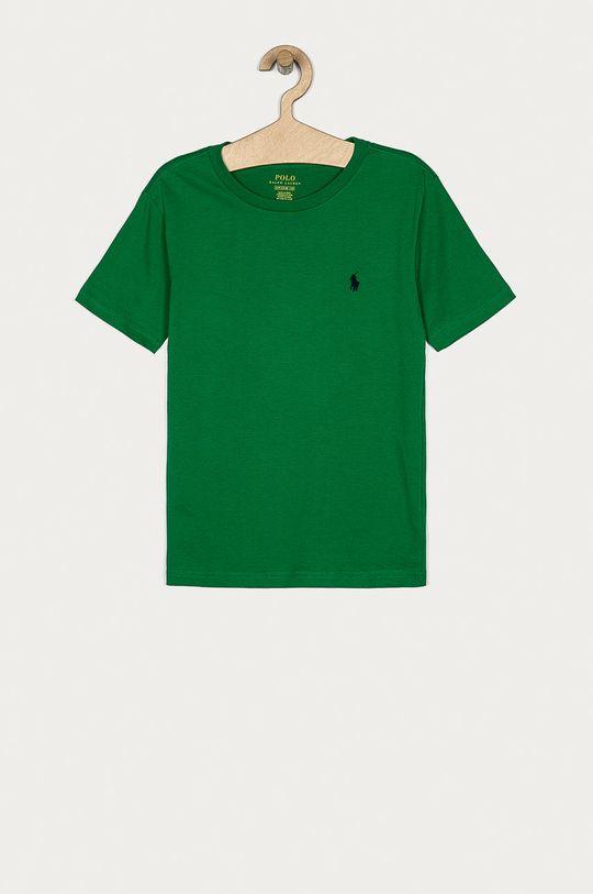 zelená Polo Ralph Lauren - Detské tričko 134-176 cm Chlapčenský