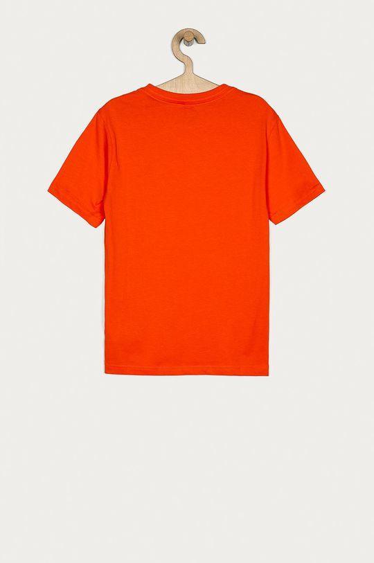 Polo Ralph Lauren - T-shirt dziecięcy 134-176 cm pomarańczowy