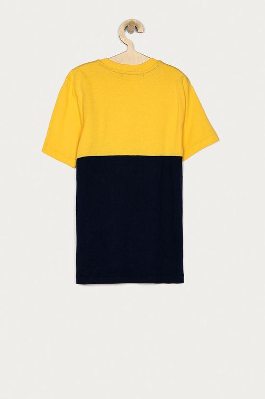 Polo Ralph Lauren - T-shirt dziecięcy 134-176 cm żółty