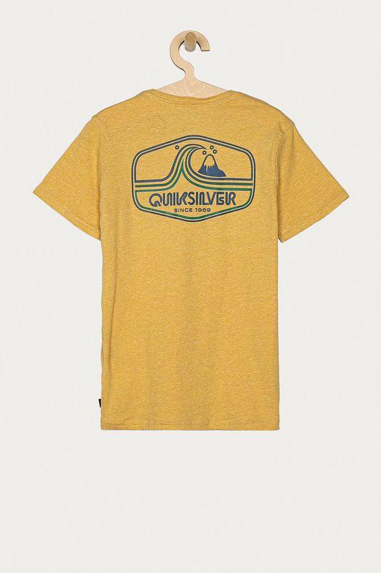 Quiksilver - T-shirt dziecięcy 128-172 cm 100 % Bawełna organiczna