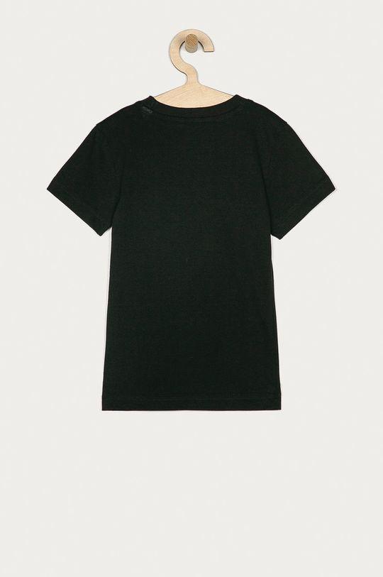 adidas - T-shirt dziecięcy 104-176 cm czarny