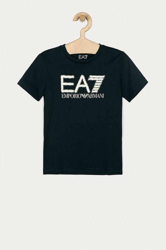 sivá EA7 Emporio Armani - Detské tričko 104-152 cm Chlapčenský