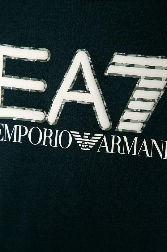 EA7 Emporio Armani - Detské tričko 104-152 cm sivá