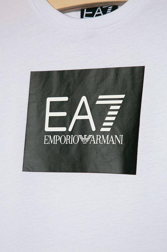 EA7 Emporio Armani - Detské tričko 104-164 cm biela