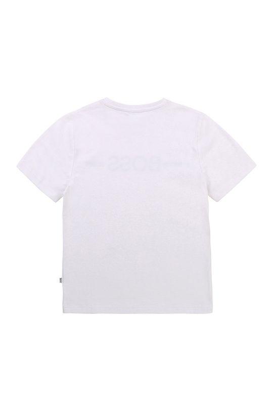 Boss - Dětské tričko bílá