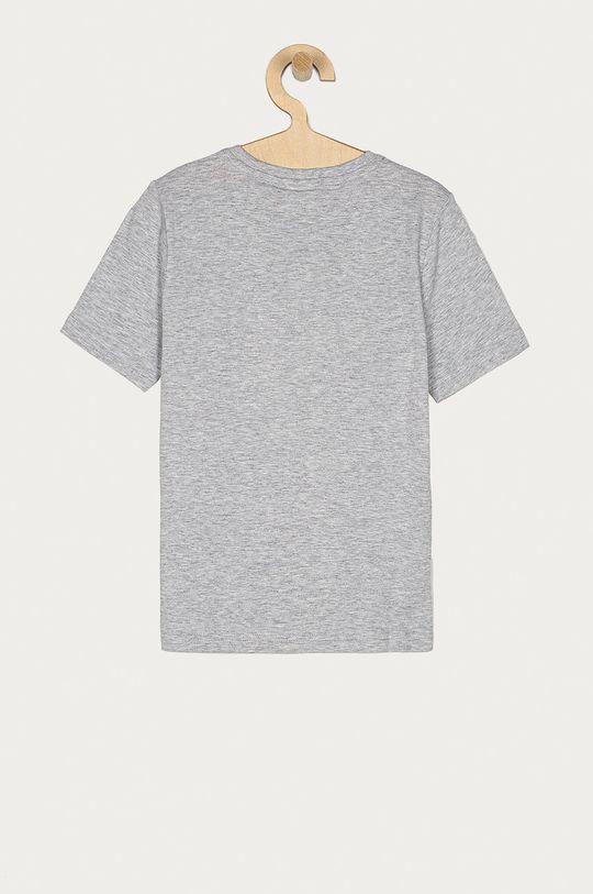 Boss - Detské tričko svetlosivá