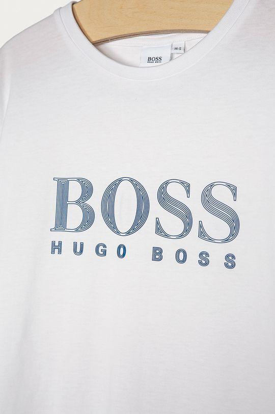 Boss - Dětské tričko  96% Bavlna, 4% Elastan