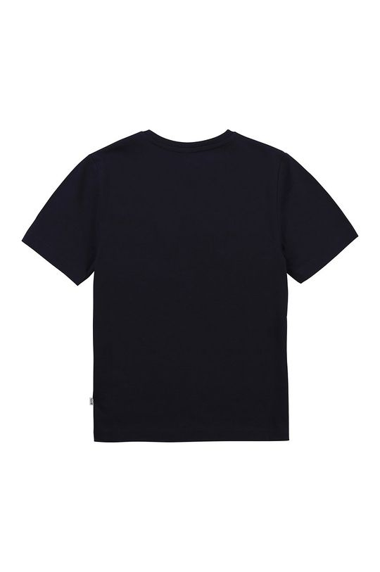 Boss - Dětské tričko námořnická modř