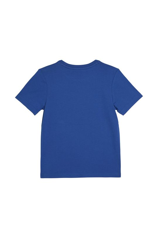 Dkny - T-shirt dziecięcy 102-108 cm fioletowy