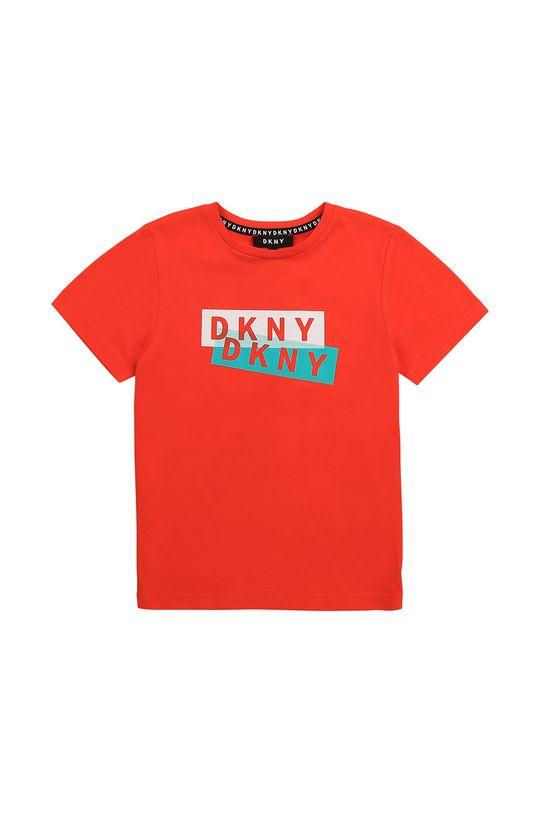 koralová Dkny - Detské tričko Chlapčenský