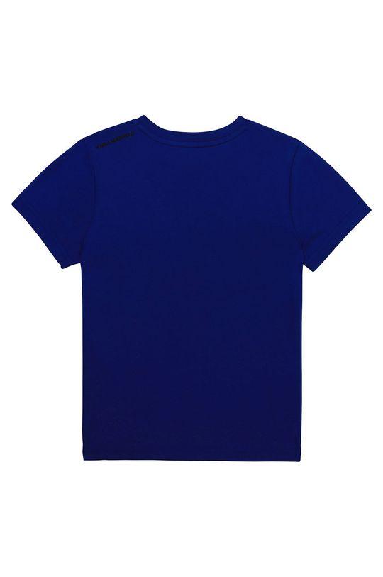 Karl Lagerfeld - Dětské tričko modrá