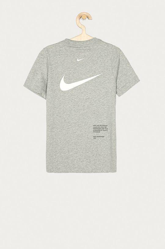 Nike Kids - Dětské tričko 122-170 cm světle šedá