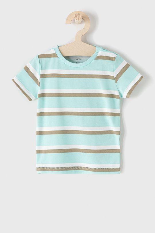 Name it - Dětské tričko (3-pack) vícebarevná