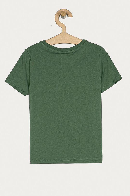 Name it - Дитяча футболка 116-152 cm темно-зелений