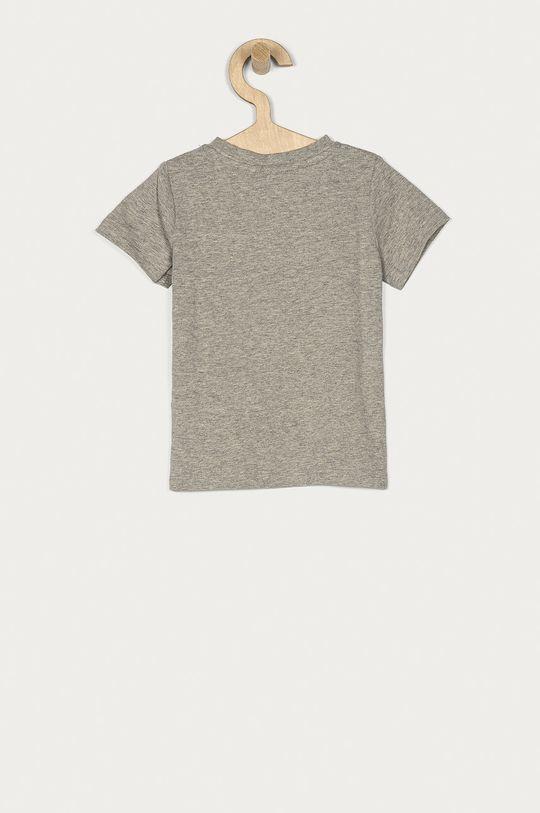 Name it - T-shirt dziecięcy 80-110 cm szary