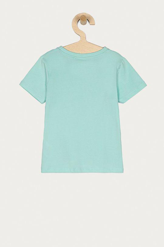 Name it - Dětské tričko 86-110 cm světle modrá
