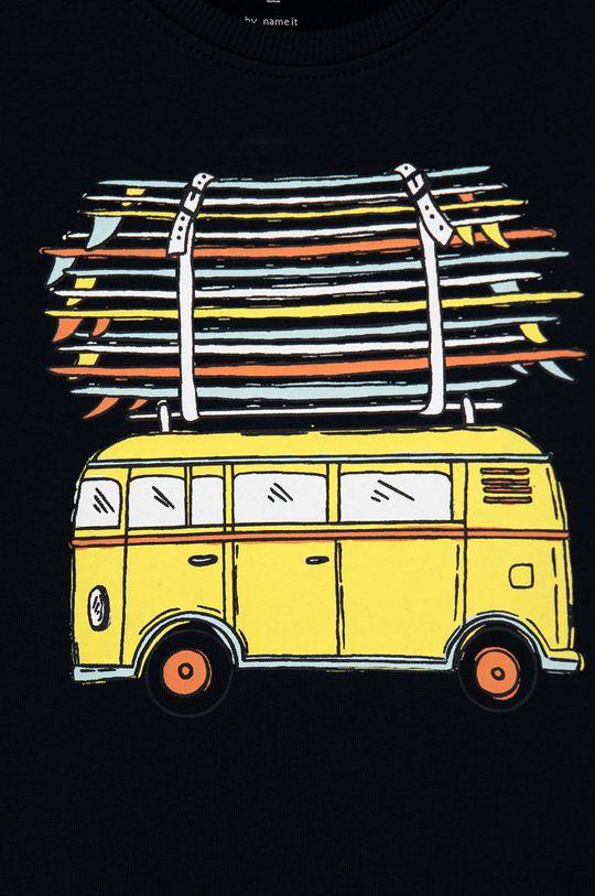 granatowy Name it - T-shirt dziecięcy