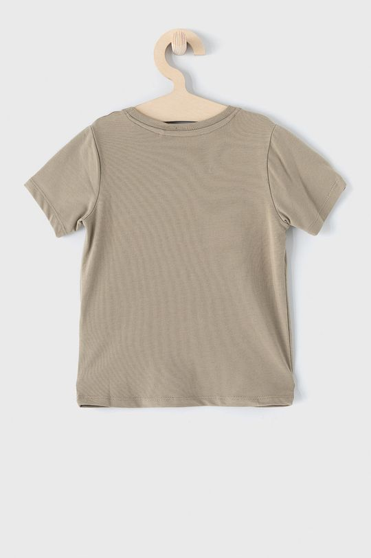 Name it - T-shirt dziecięcy 86-110 cm zielony