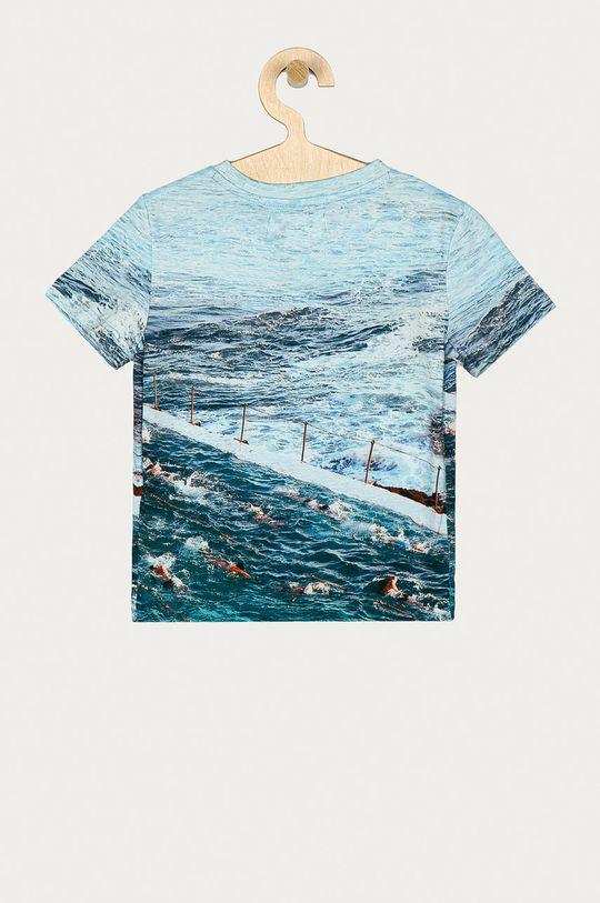 Desigual - T-shirt dziecięcy 104-164 cm niebieski