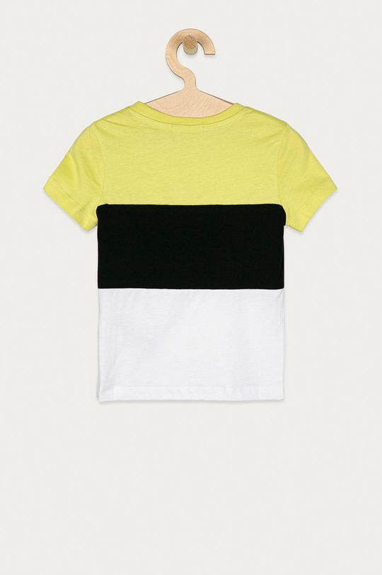 Calvin Klein Jeans - T-shirt dziecięcy 104-176 cm 100 % Bawełna organiczna