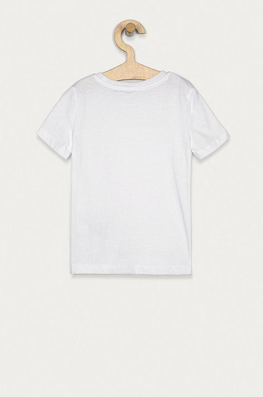 Calvin Klein Jeans - Detské tričko 104-176 cm biela