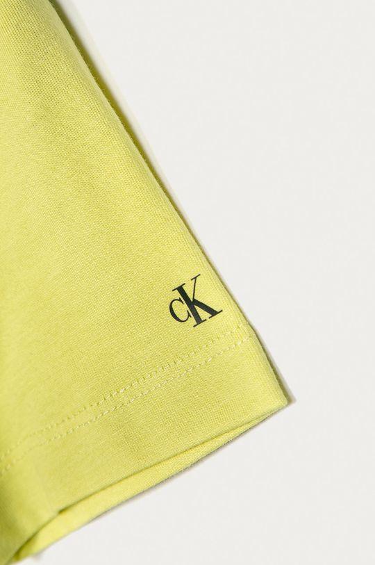 Calvin Klein Jeans - Dětské tričko 104-176 cm  100% Organická bavlna