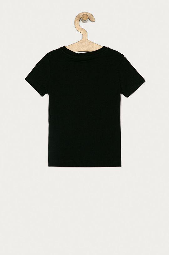 Calvin Klein Jeans - Tricou copii 104-176 cm. negru