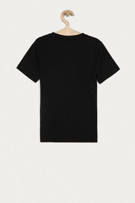 Calvin Klein - Detské tričko 128-176 cm čierna