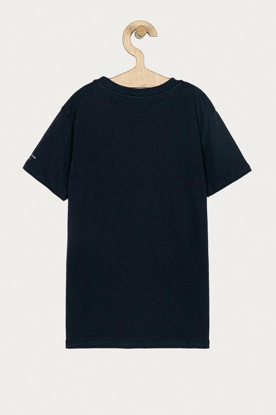 Pepe Jeans - Dětské tričko Gabriel 128-178 cm námořnická modř