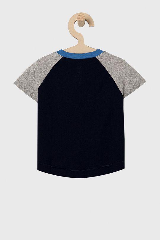 GAP - T-shirt dziecięcy 50-86 cm granatowy