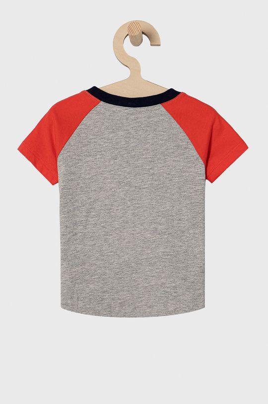 GAP - T-shirt dziecięcy 50-86 cm szary