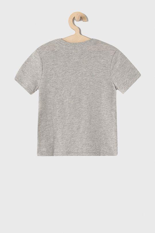 GAP - T-shirt dziecięcy 62-110 cm jasny szary