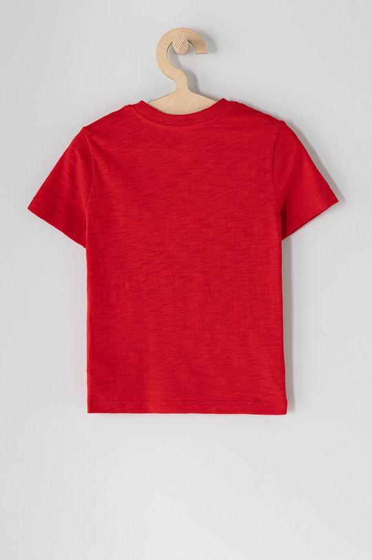 GAP - T-shirt dziecięcy 62-110 cm ostry czerwony