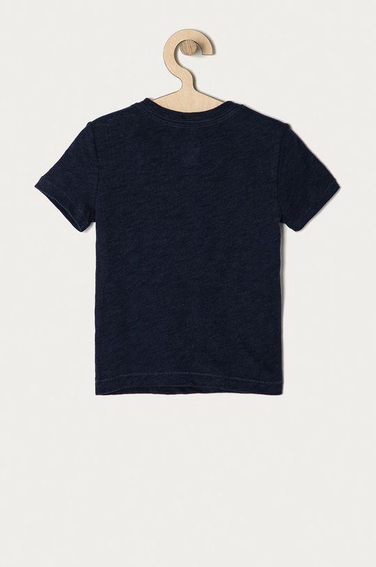 GAP - T-shirt dziecięcy 62-110 cm granatowy