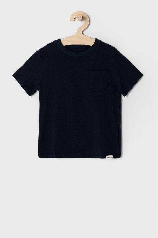 granatowy GAP - T-shirt dziecięcy 74-110 cm Chłopięcy