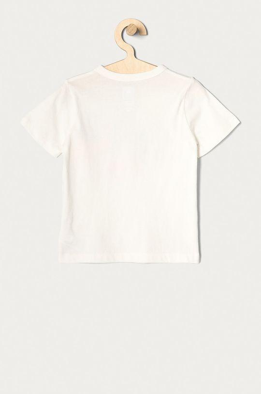 GAP - T-shirt dziecięcy 74-110 cm biały