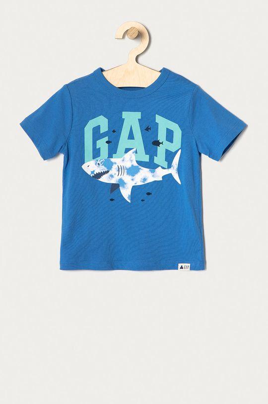 modrá GAP - Dětské tričko 74-110 cm Chlapecký