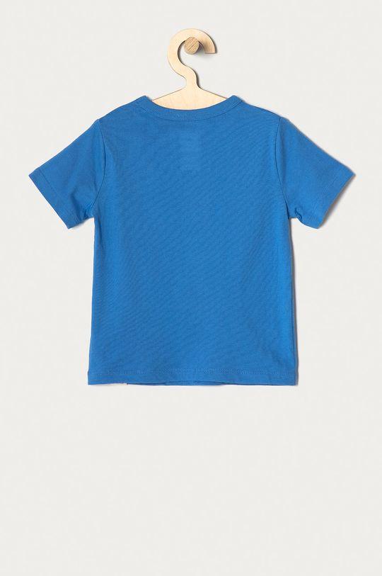 GAP - Dětské tričko 74-110 cm modrá