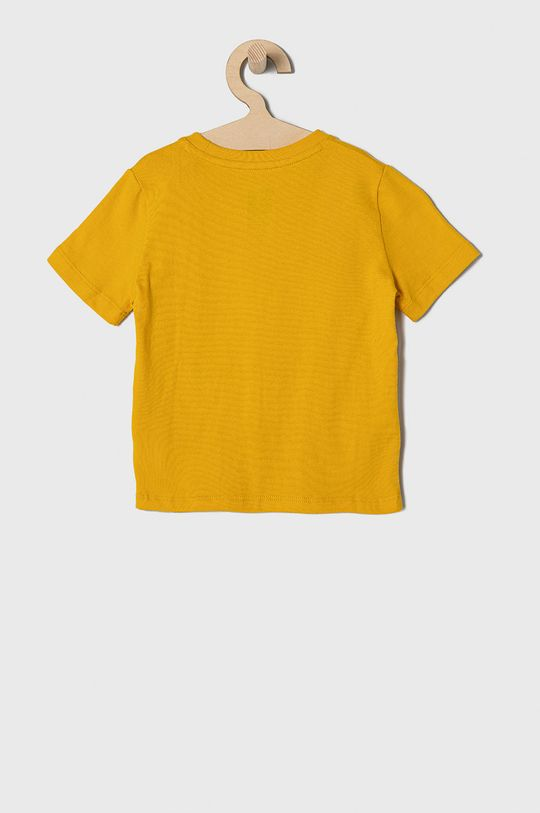 żółty GAP - T-shirt dziecięcy 74-110 cm (3-pack)