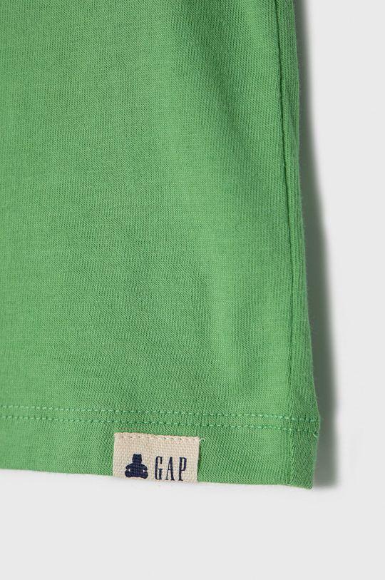 GAP - T-shirt dziecięcy 74-110 cm (3-pack) Chłopięcy