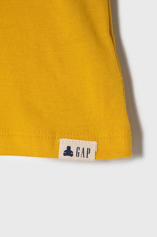 GAP - T-shirt dziecięcy 74-110 cm (3-pack)