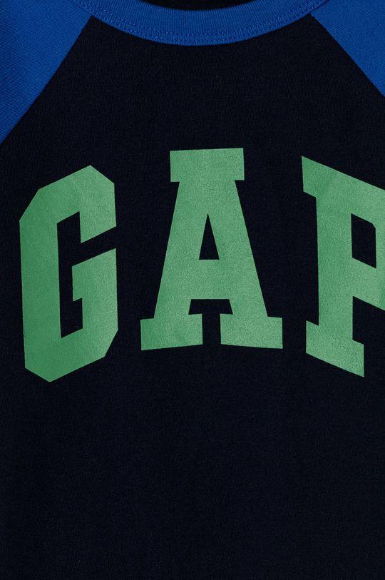 GAP - T-shirt dziecięcy 74-110 cm granatowy
