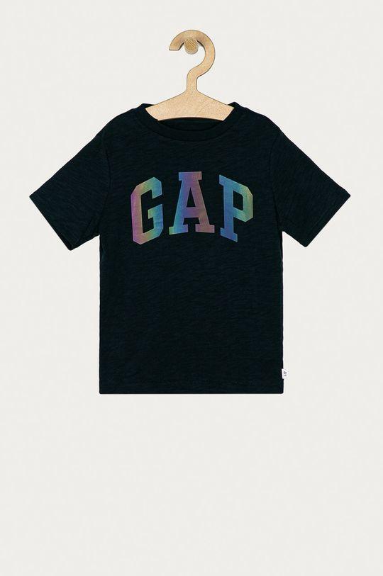 granatowy GAP - T-shirt dziecięcy 104-176 cm Chłopięcy