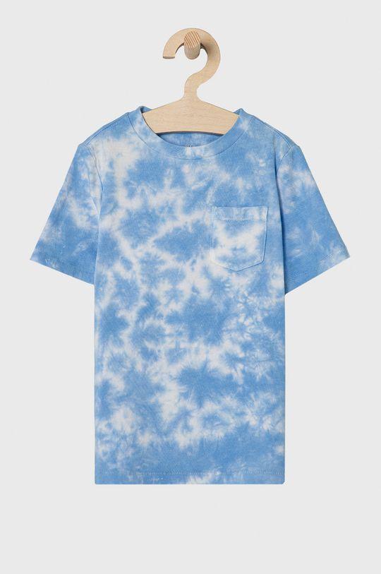niebieski GAP - T-shirt dziecięcy 104-176 cm Chłopięcy