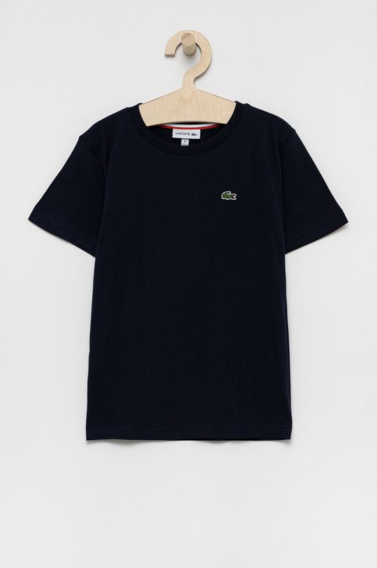 granatowy Lacoste - T-shirt/polo TJ1442 Chłopięcy