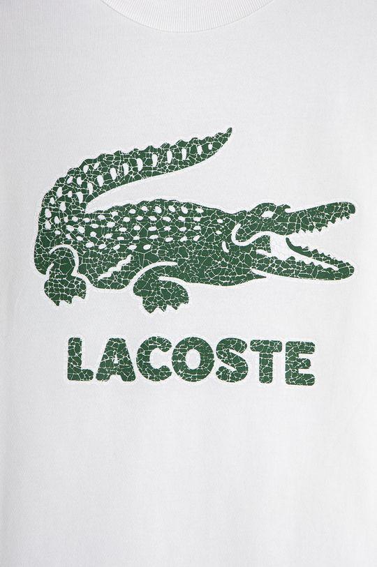 Lacoste - T-shirt dziecięcy 104-176 cm biały