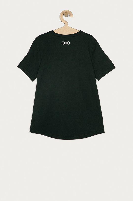 Under Armour - Dětské tričko 122-170 cm černá